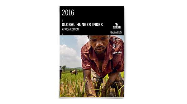 Cover: World-Hunger-Index 2016 - Afrikan Edition