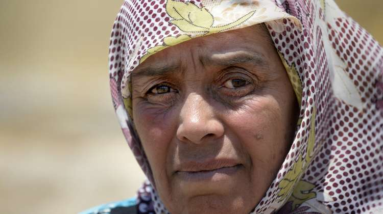 Syrien Frauen Kopftuch