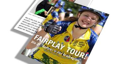 Flyer zur Fairplay Tour 2019