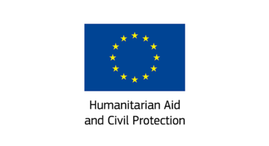 Logo: Echo, Humanitarian Aid and Civil Protection