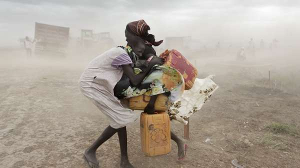 Conflict and humanitarian crisis in South Sudan Konflikt und humanitaere Krise im Suedsudan