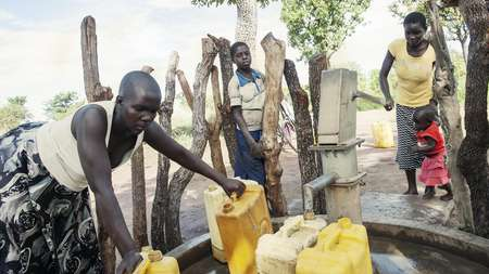 Uganda WASH project