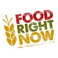 Logo: Food Right Now